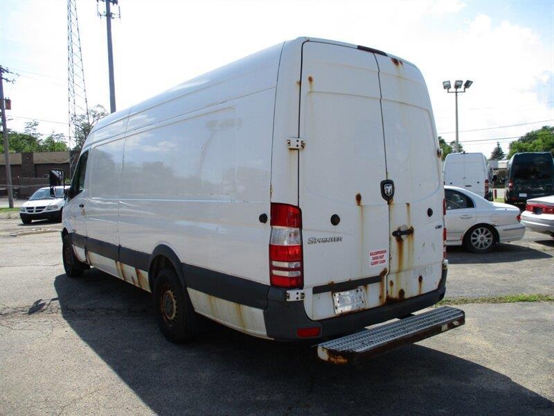 2009 Dodge Sprinter Cargo 2500 In Roselle IL - A Car Lot Inc