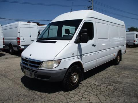 2006 Dodge Sprinter Cargo for sale in Roselle, IL