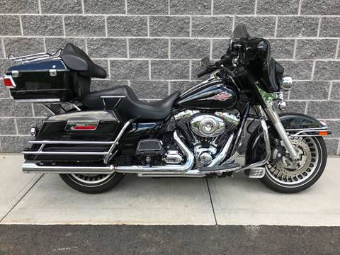 2009 Harley-Davidson Ultra Classic Electra Glide for sale in Hampstead, NH