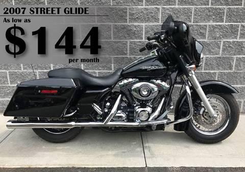 2007 Harley-Davidson Street Glide For Sale in Kalamazoo, MI ...