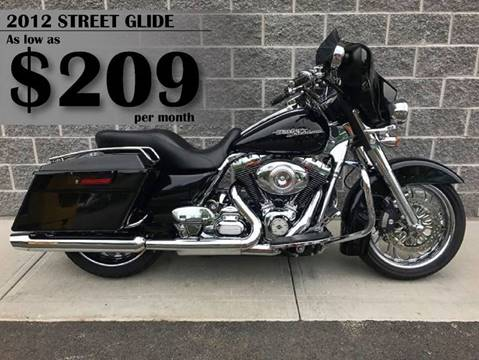 2012 Harley-Davidson Street Glide For Sale in Mississippi ...