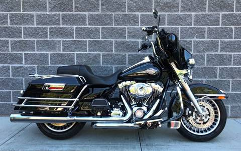 2010 Harley-Davidson Ultra Classic Electra Glide for sale in Hampstead, NH