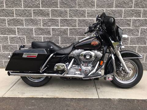 2002 Harley-Davidson Electra Glide for sale in Hampstead, NH