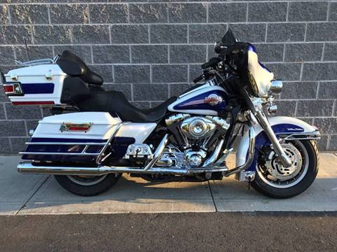2007 Harley-Davidson Ultra Classic Electra Glide for sale in Hampstead, NH