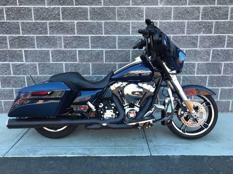 2014 Harley-Davidson Street Glide for sale in Hampstead, NH