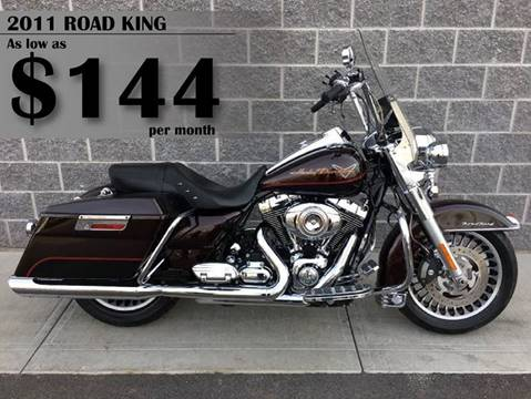 2011 Harley-Davidson Road King For Sale in Conroe, TX - Carsforsale.com®