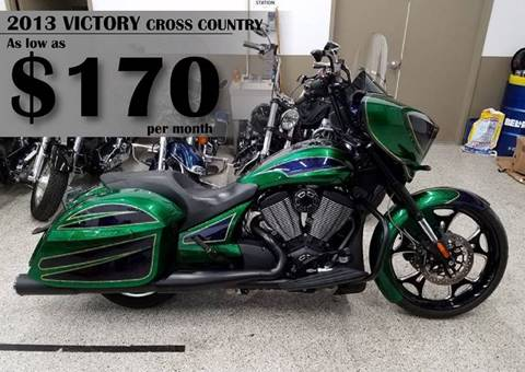 Used 2013 Victory Cross Country For Sale in Mccomb, MS - Carsforsale.com