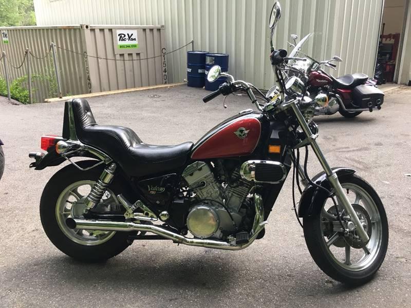 2006 Kawasaki Vulcan