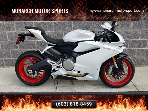 2018 Ducati Panigale for sale in Derry, NH