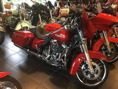 2018 Harley-Davidson Street Glide for sale in Derry, NH