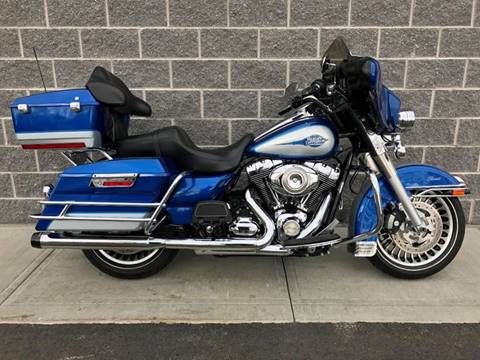 2010 Harley-Davidson Electra Glide for sale in Hampstead, NH