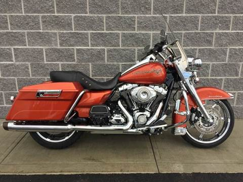 2011 Harley-Davidson Road King for sale in Hampstead, NH