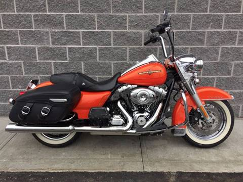 2012 Harley-Davidson Road King for sale in Hampstead, NH