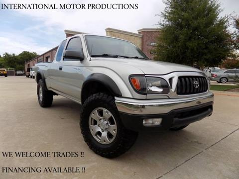 2003 Toyota Tacoma for sale in Carrollton, TX