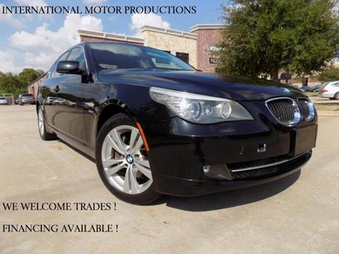 2010 BMW 5 Series for sale in Carrollton, TX