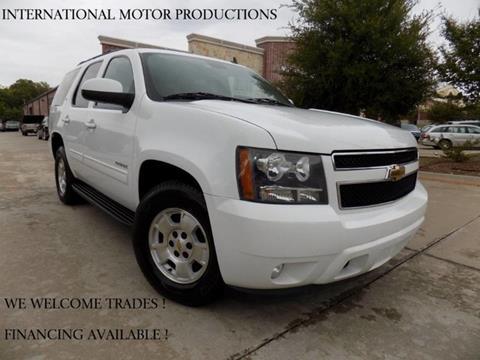 2011 Chevrolet Tahoe for sale in Carrollton, TX