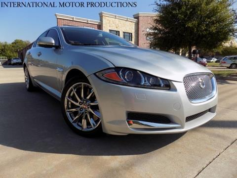 2015 Jaguar XF for sale in Carrollton, TX