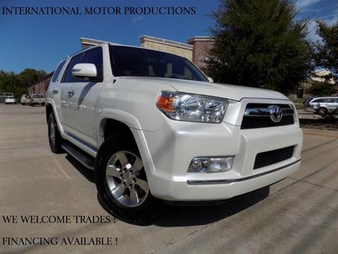 2013 Toyota 4Runner for sale in Carrollton, TX