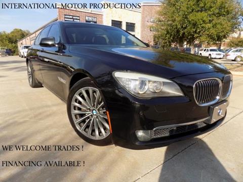 2009 BMW 7 Series for sale in Carrollton, TX