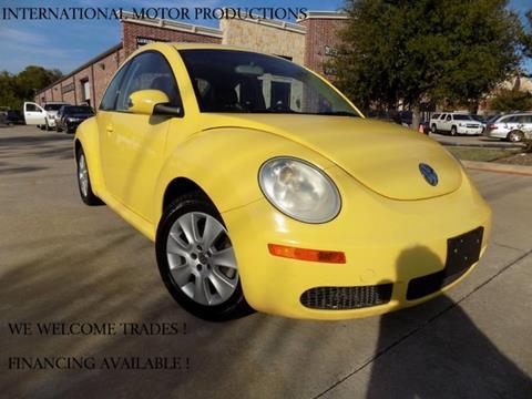 2009 Volkswagen New Beetle for sale in Carrollton, TX