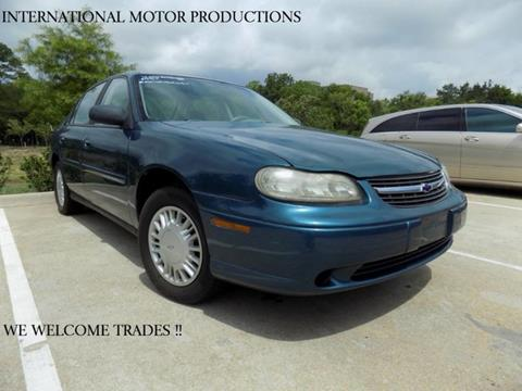 2003 Chevrolet Malibu for sale in Carrollton, TX