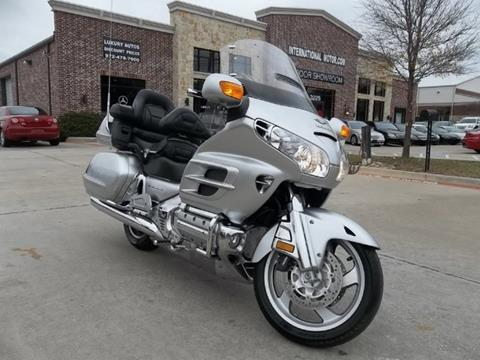 used honda goldwing for sale in texas. Black Bedroom Furniture Sets. Home Design Ideas
