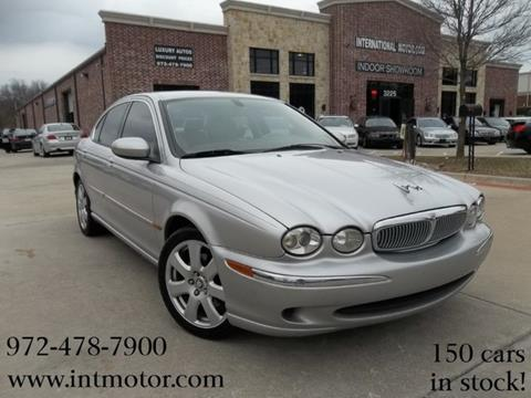2005 Jaguar X-Type for sale in Carrollton, TX