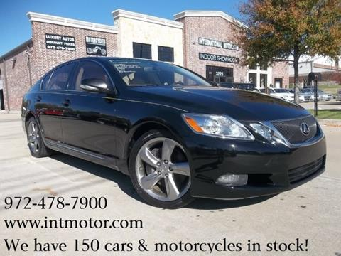 2010 Lexus GS 350 for sale in Carrollton, TX