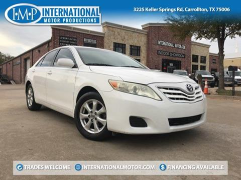2011 Toyota Camry for sale in Carrollton, TX