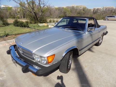 1977 Mercedes-Benz 450-Class for sale in Carrollton, TX