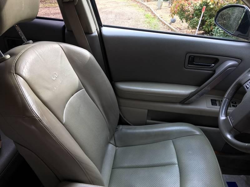 2005 Infiniti FX35 Rwd 4dr SUV - Henrico NC