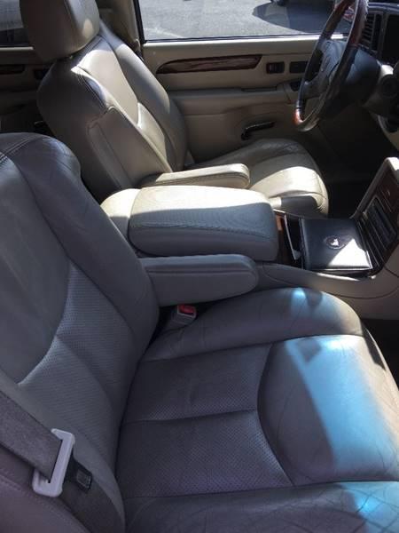 2003 Cadillac Escalade AWD 4dr SUV - Henrico NC