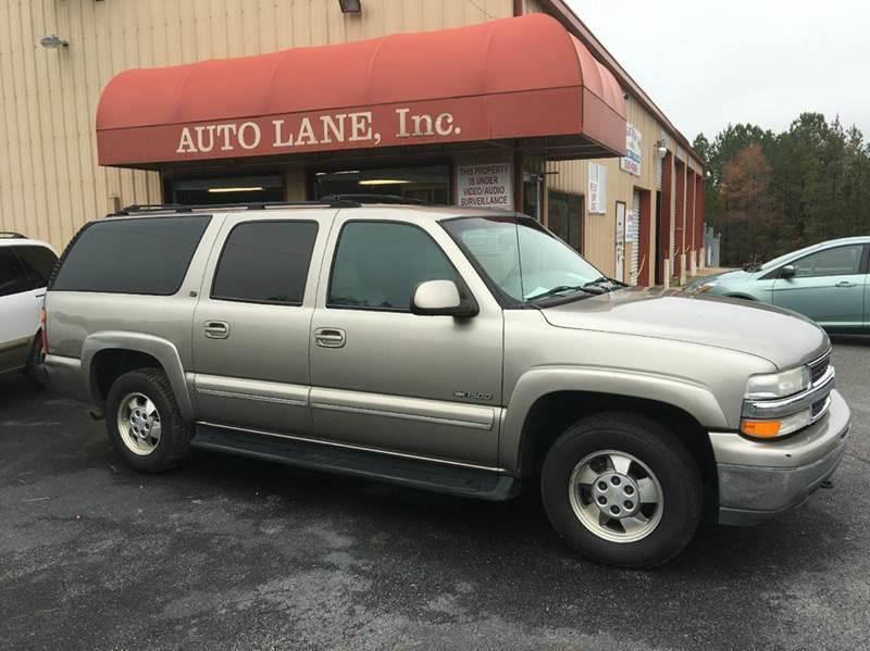 2000 Chevrolet Suburban 4dr 1500 LT 4WD SUV - Henrico NC