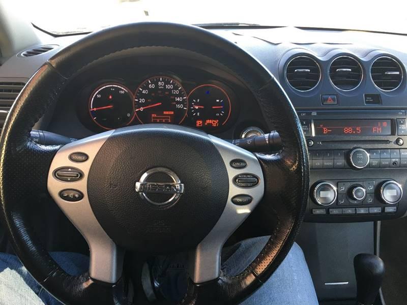 2009 Nissan Altima Hybrid 4dr Sedan - Henrico NC