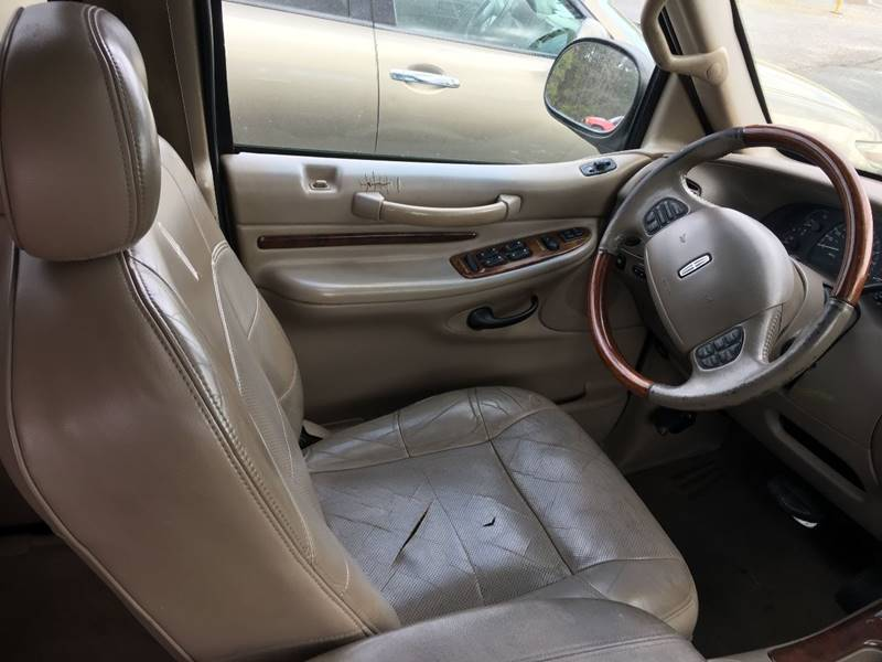 2002 Lincoln Navigator 4WD 4dr SUV - Henrico NC