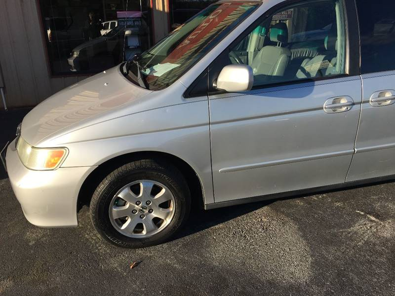 2004 Honda Odyssey EX-L 4dr Mini-Van w/DVD and Leather - Henrico NC
