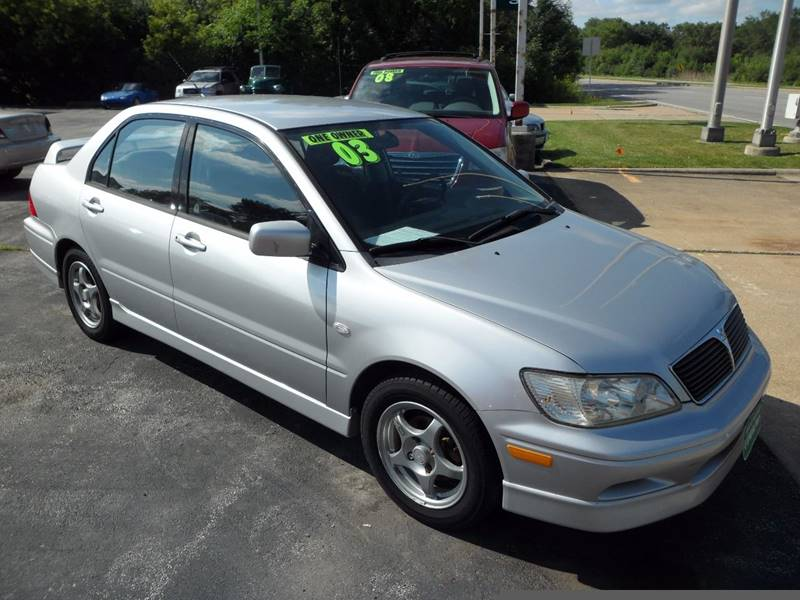 2003 Mitsubishi Lancer O-Z Rally 4dr Sedan - Oak Forest IL