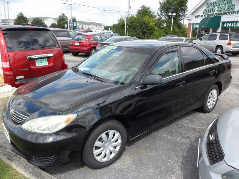 2005 Toyota Camry LE 4dr Sedan - Oak Forest IL