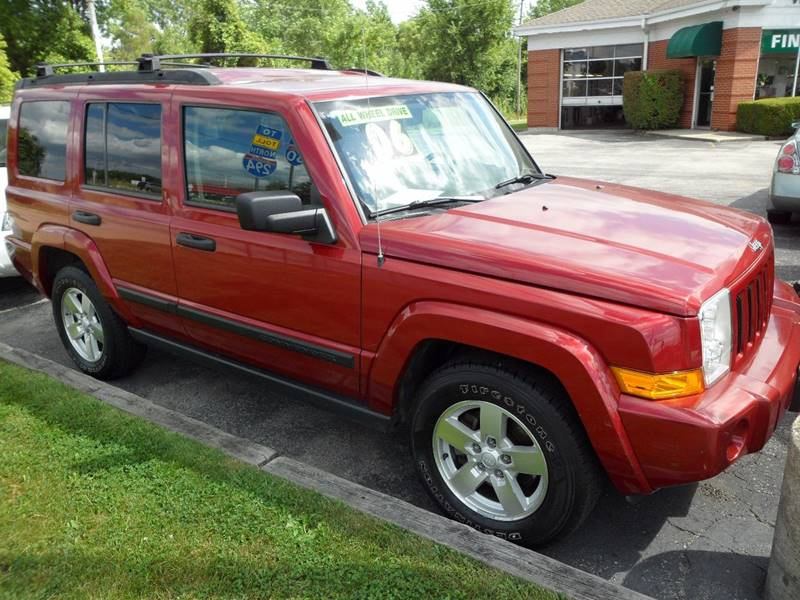 2006 Jeep Commander 4dr SUV 4WD - Oak Forest IL