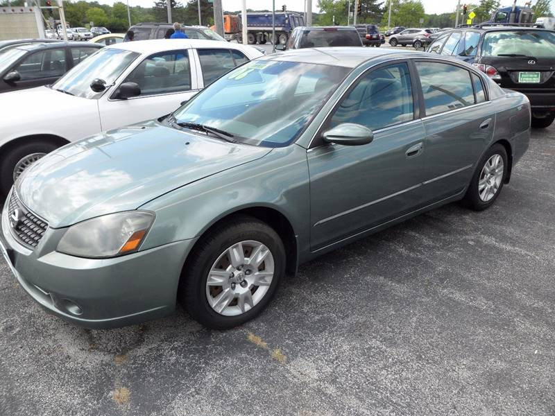 2006 Nissan Altima 2.5 S 4dr Sedan w/Automatic - Oak Forest IL