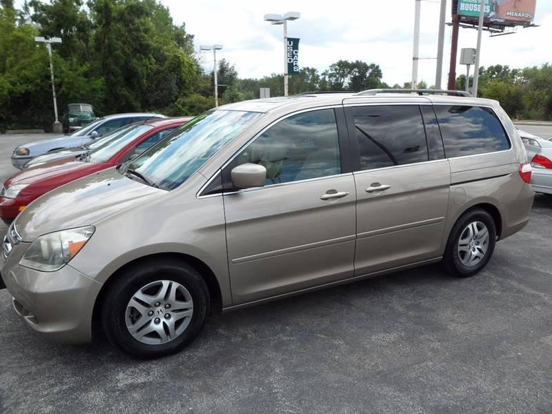 2007 Honda Odyssey EX-L 4dr Mini-Van - Oak Forest IL