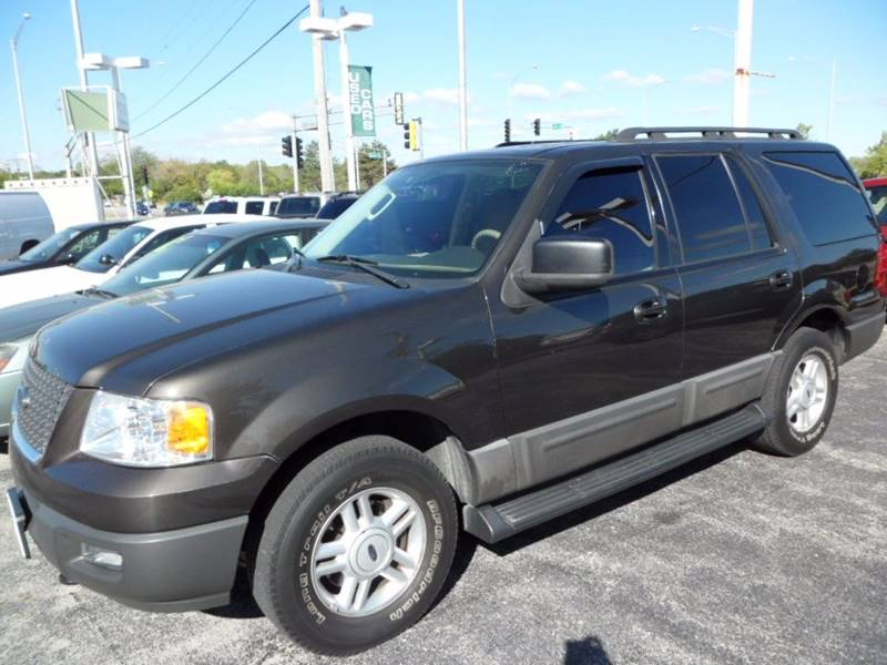 Ford Expedition XLT WD Dr SUV In Oak Forest IL ED - 2005 expedition