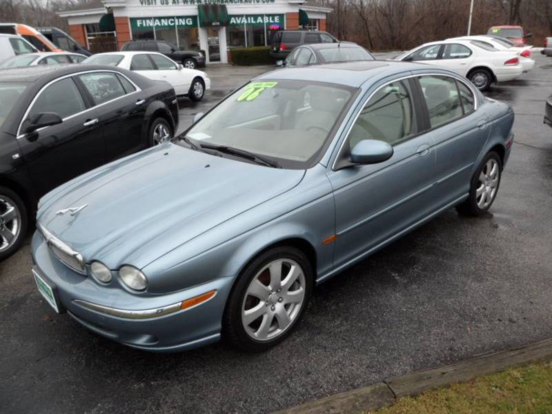 2006 Jaguar X Type AWD 3.0L 4dr Sedan   Oak Forest IL