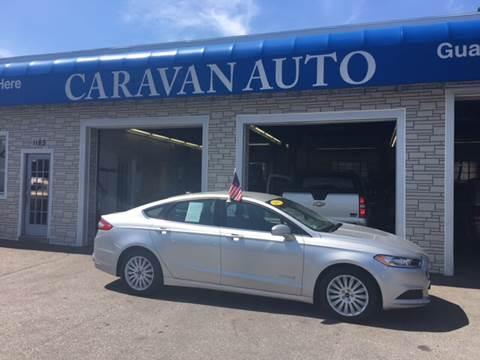 2015 Ford Fusion Hybrid for sale in Cranston, RI