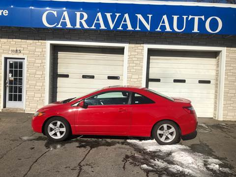 2008 Honda Civic for sale at Caravan Auto in Cranston RI