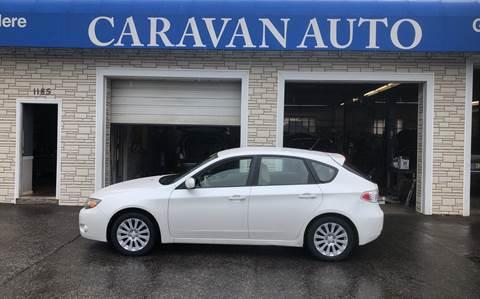 2008 Subaru Impreza for sale at Caravan Auto in Cranston RI