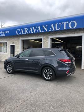 2017 Hyundai Santa Fe for sale at Caravan Auto in Cranston RI