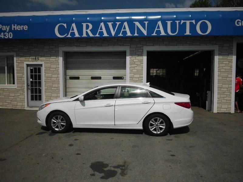 2013 Hyundai Sonata for sale at Caravan Auto in Cranston RI