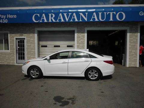 2013 Hyundai Sonata for sale at Caravan Auto in Cranston RI