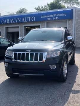 2011 Jeep Grand Cherokee for sale at Caravan Auto in Cranston RI